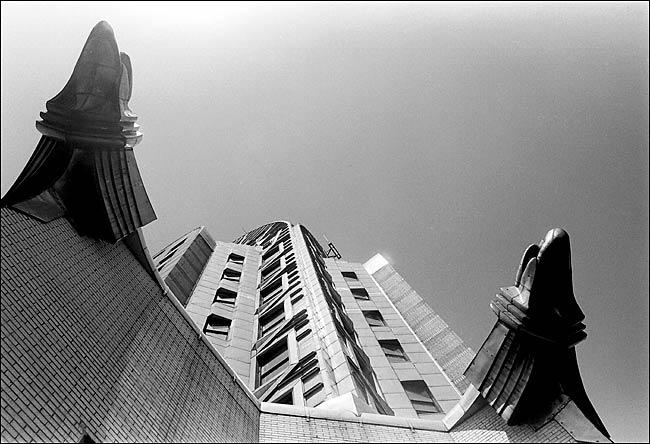 gargolas edificio chrysler